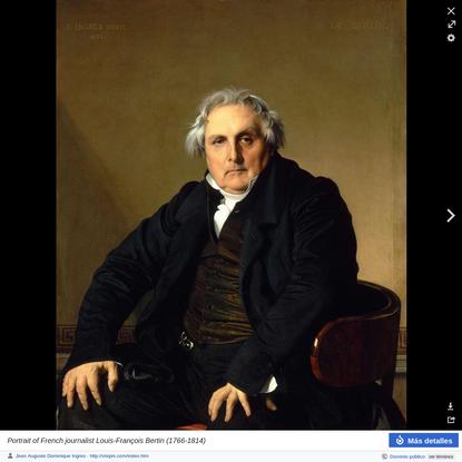Monsieur Bertin