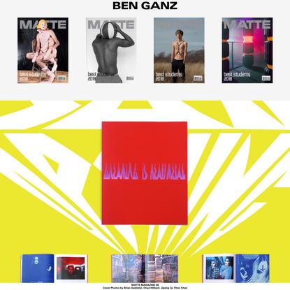 Ben Ganz