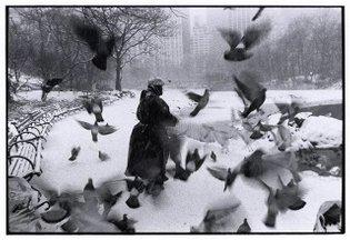Bruce Davidson, Central Park, 1992