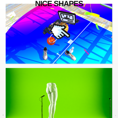 NICE SHAPES