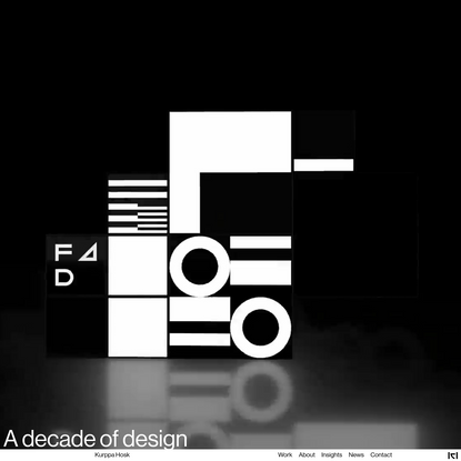 Kurppa Hosk - Design Agency Stockholm New York