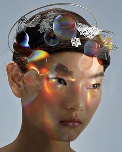 SOURCE: 3D experiments from @thecrystalbeach ph: @xinweixu96