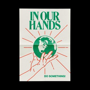 172 - In Our Hands . . . . . . #graphics #graphicdesign #thedesigntip #certainmagazine #digitalarchive #designarf #graphicin...