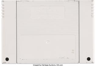 Sony PlayStation Super NES CD-ROM Prototype