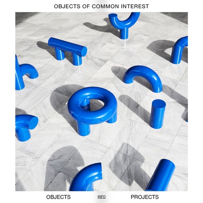 OoCI - Objects of common interest