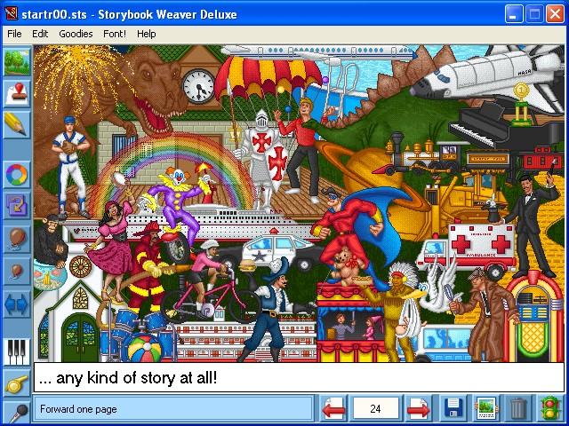 Storybook Weaver Deluxe