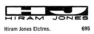 Hiram Jones