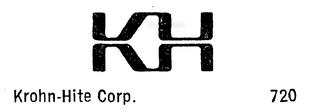 Krohn-Hite
