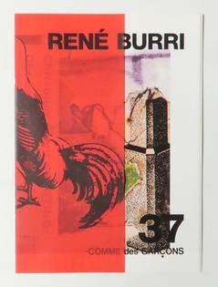 2012   COMME des GARCONS RENE BURRI