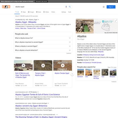 abydos egypt - Google Search