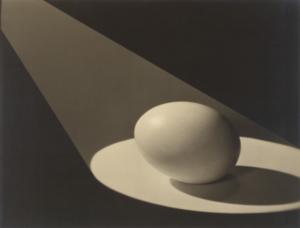 Paul Outerbridge, Egg in Spotlight (1943)