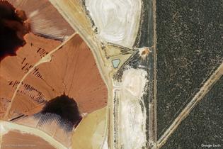 Worsley, Australia (Google Earth View 12487)