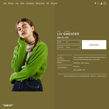 Liv Sweater