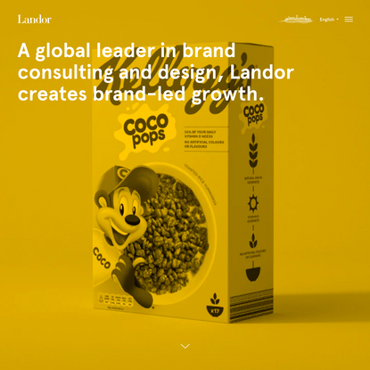 Landor | Brand consulting and design
