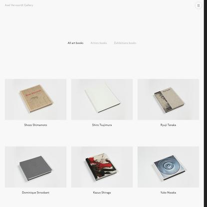 Books - Gallery
