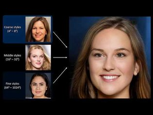 A Style-Based Generator Architecture for Generative Adversarial Networks