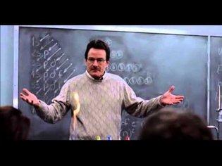 Breaking Bad - Chemistry Class