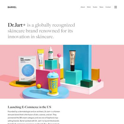 Dr. Jart+   Barrel