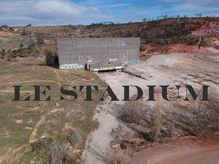 Le stadium abandonné