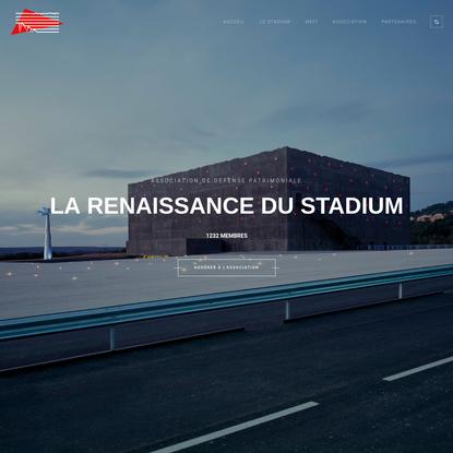 La Renaissance du Stadium