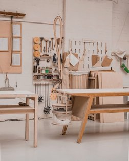 Ben Rich's Studio