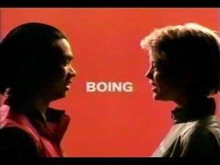 Nike Shox Electric Company Boing ad