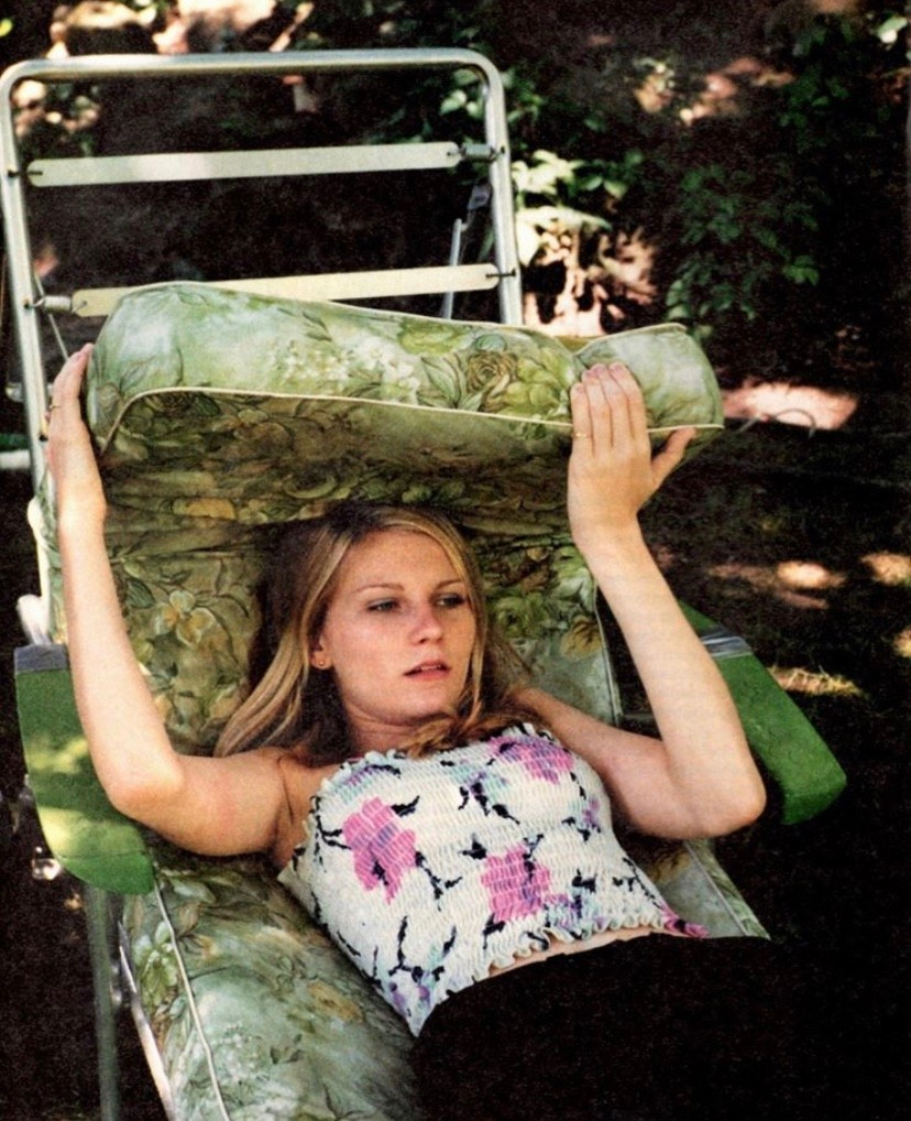 """Kristen Dunst in """"The Virgin Suicides"""""""