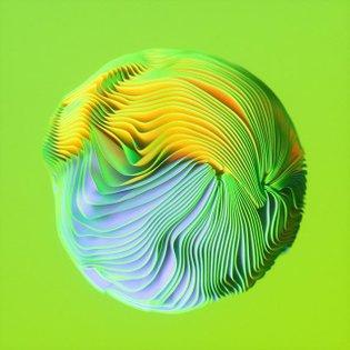 Twirl o1 . . . . . #art #satisfying #octane #otoy #cinema4d #c4d #sidefx #houdini