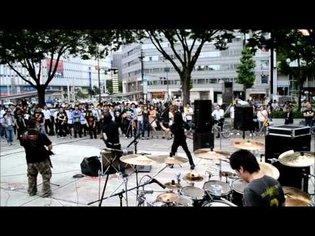 BLEEDEAD - Live@2012/06/02 栄広場