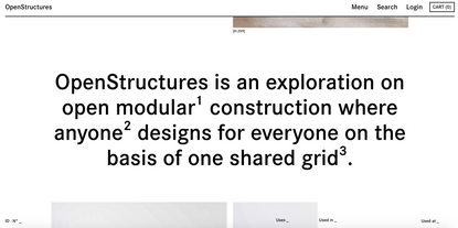 OpenStructures
