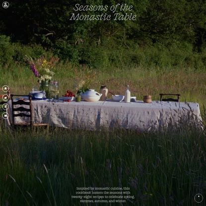 Seasons of the Monastic Table - Emergence Magazine