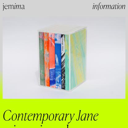 Contemporary Jane - Jemima - Graphic Designer