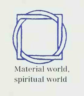 MATERIAL WORLD/SPIRITUAL WORLD