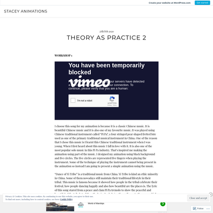 Theory as Practice 2