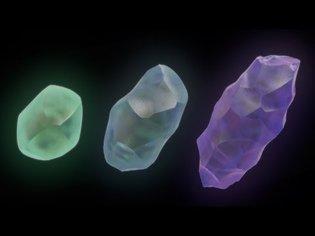 Create Procedural Crystals Fast (Blender Tutorial)