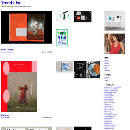 Trend List