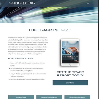 TraCR - Concentric Advisors