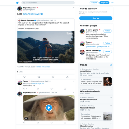 El perro gacho 🔻 on Twitter