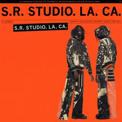 S.R. STUDIO. LA. CA. by Sterling Ruby