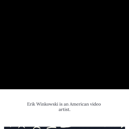 ERIK WINKOWSKI