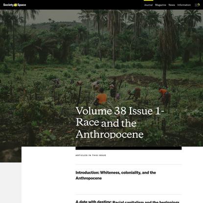 Volume 38 Issue 1