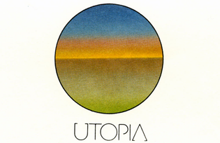 Milton Glaser for Utopia Records