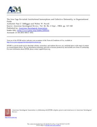 DiMaggio-Institutional-Isomorphism.pdf