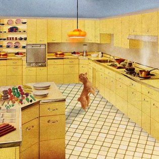 Home Comforts - 02 - Cooking by Billy Caso