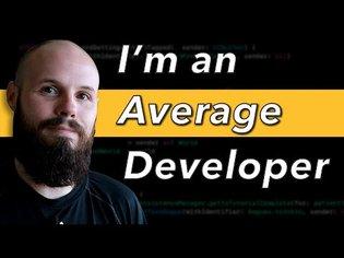 I'm an AVERAGE Software Developer