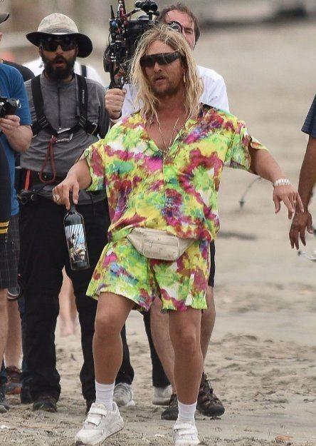 Matthew McConaughey at Coachella