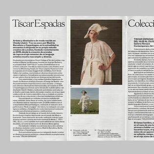 Coleccionario by @tiscarespadas tomorrow at Galeria Renace in Baeza. ✨