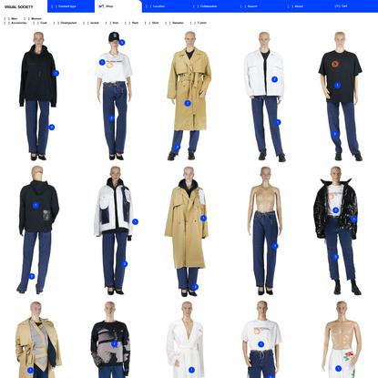 Shop | Visual Society