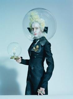 Cate Blanchett W Magazine Cover 2015