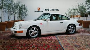 Aimé Leon Dore & Porsche